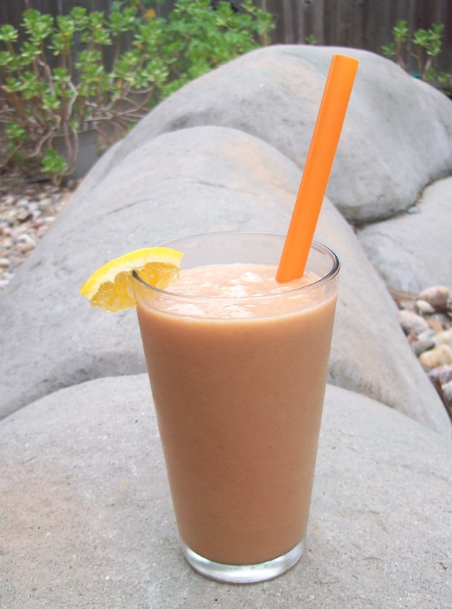 Tropical Kombucha Smoothie