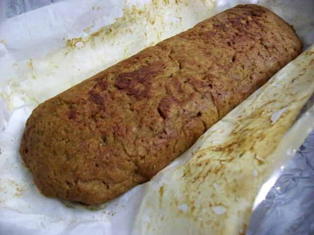Baked Seitan Roast