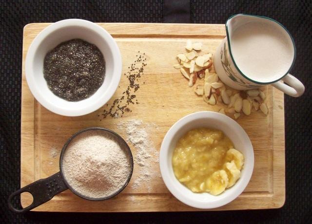 Vegan Pancakes from Mix