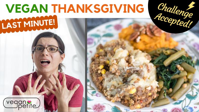 Quick Vegan Thanksgiving Recipes Easy